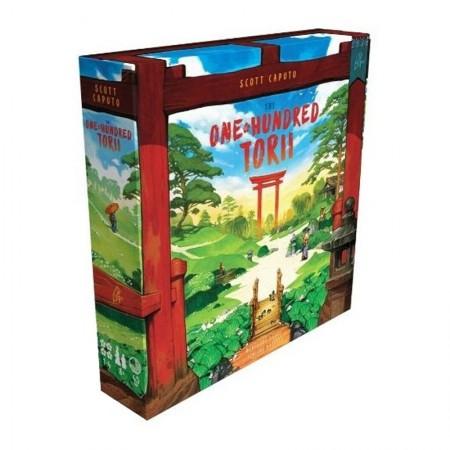 The One Hundred Torii - Box
