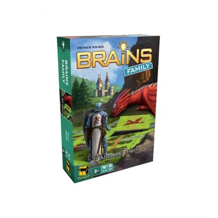 BRAINS - Ultimate Multi Joueurs - Family - Box