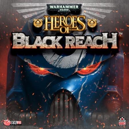HEROES OF BLACK REACH : Core - Box