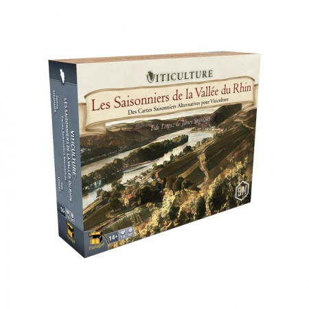 VITICULTURE : Les Saisonniers de la Vallée du Rhin - Ext.1 - Box