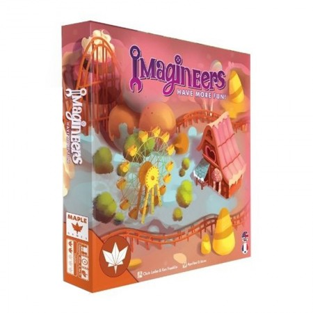 Imagineers: Have more Fun - Expansion Box