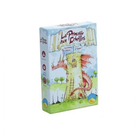 La Princesse aux Echelles - Box