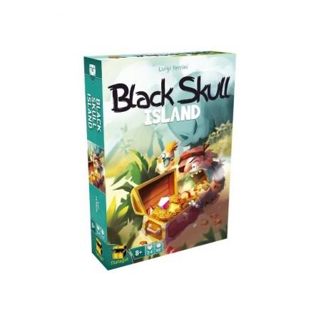 Black Skull Island - Box
