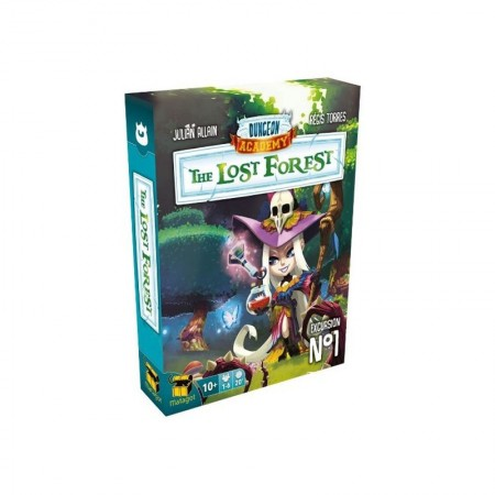 DUNGEON ACADEMY : La Forêt Perdue - Ext.1 - Box