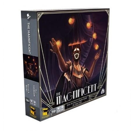 The Magnificent - Box