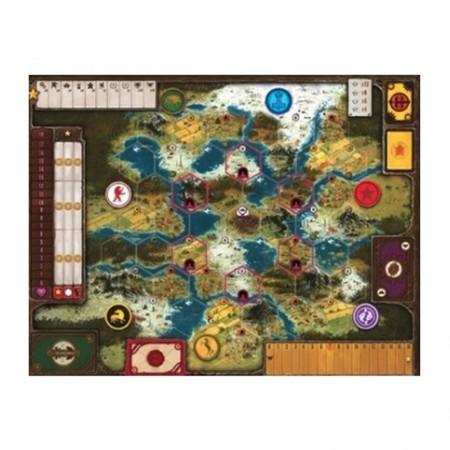 SCYTHE - Game Board Extension