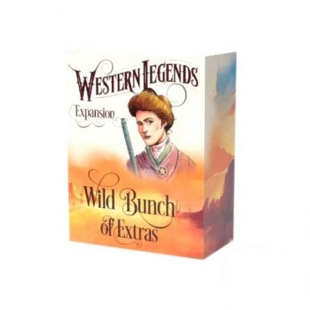 Western Legends - Wild Bunch of Extras - Box