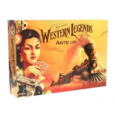 Western Legends: Ante Up - Box