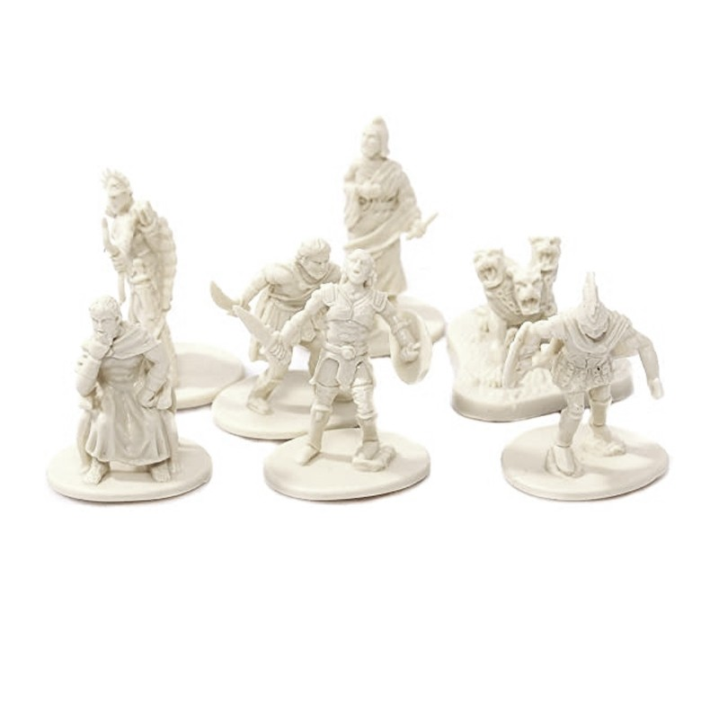7 Figurines Cyclades Hadès