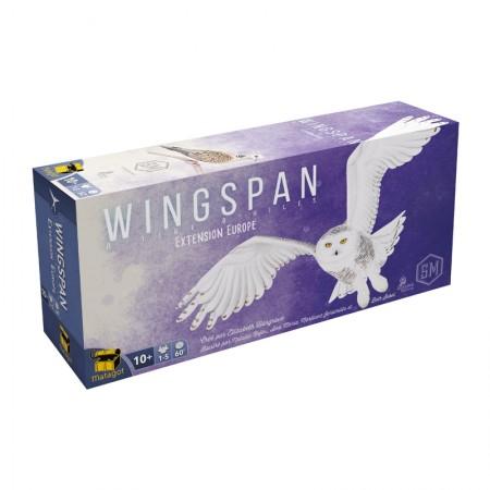WINGSPAN : Extension Europe - Box