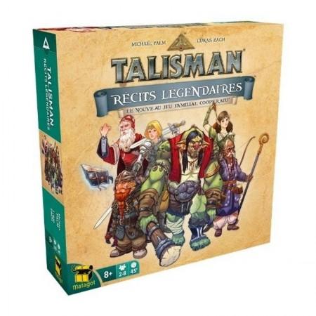 Talisman : Legendary Tales - Box