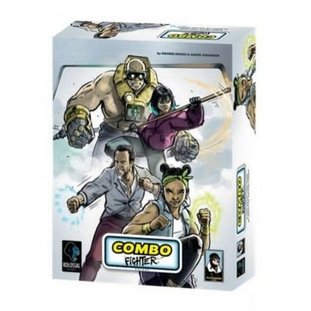 Combo Fighter - Box