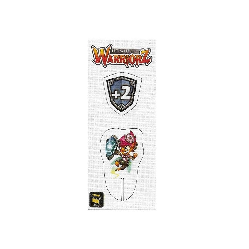 ULTIMATE WARRIORZ - Tuile Promo Dice Tower
