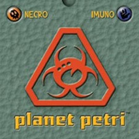 Planet Petri - Nécros vs Imuno - Box