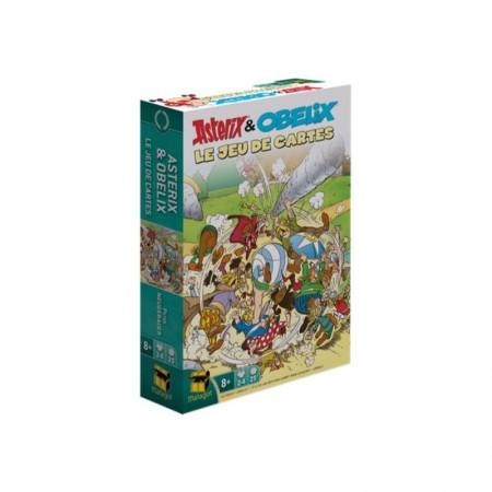 """Asterix & Obelix - Le Jeu de Cartes """"Mau Mau"""""""
