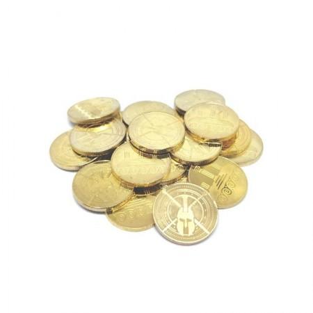 OMEN - Metal Coins (par 20)