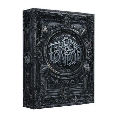 Terrors of London - Box