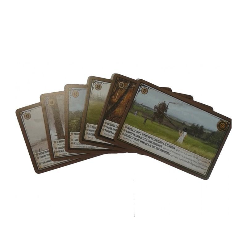 SCYTHE - Cartes Rencontre 37-42
