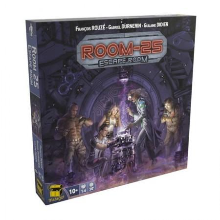 Room 25 : Escape Room - Box
