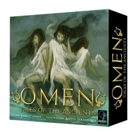 Omen Tales of the Ancients - Box
