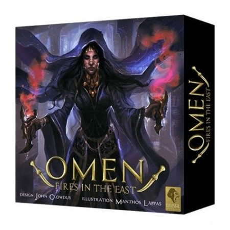 Omen Fires of the East - Box