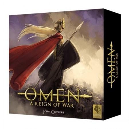 Omen A Reign of War - Box