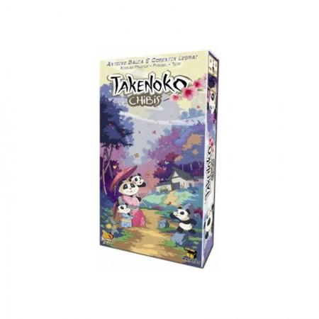 Takenoko Chibis - Box