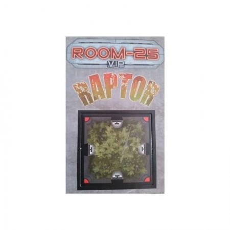 ROOM 25 VIP Tuile Raptor - Box