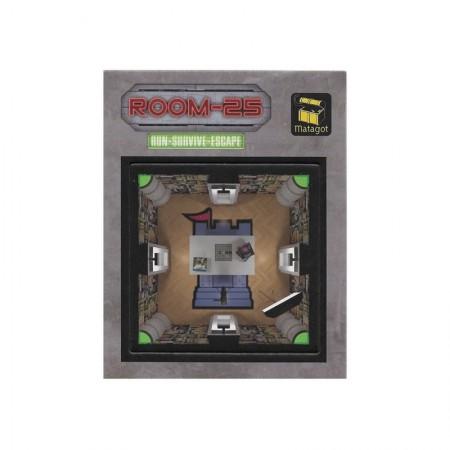 ROOM 25 Goodie Dice Tower - Box