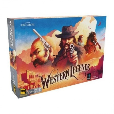 Western Legends - Box