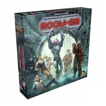 Room 25 - Saison 2 - Box