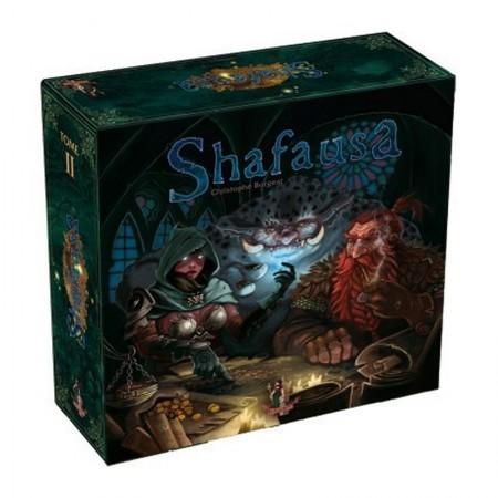 Helvetia Shafausa - Box