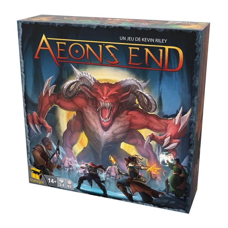 Aeon's End - Box