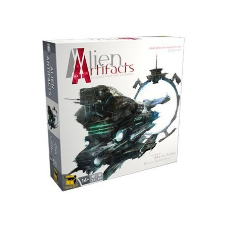 Alien Artifacts - Box