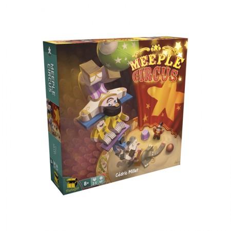 Meeple Circus - Box
