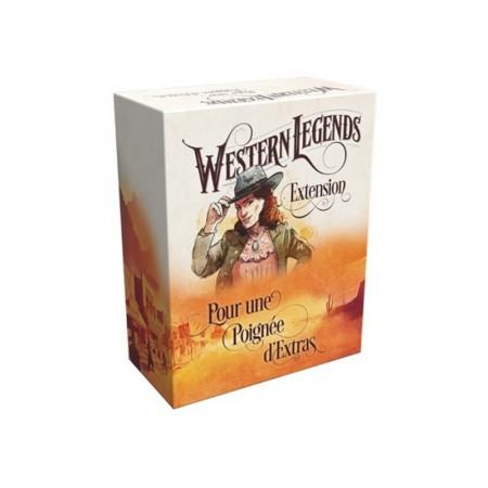 Western Legends - Pour une Poignée d'Extras - Box