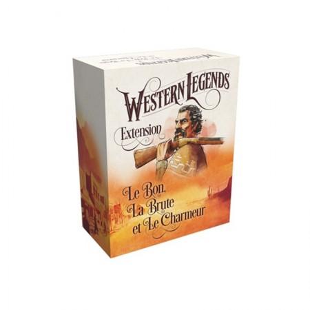 Western Legends - Le Bon, La Brute et le Charmeur - Box