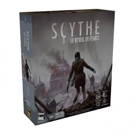 Scythe - Le Réveil de Fenris - Box