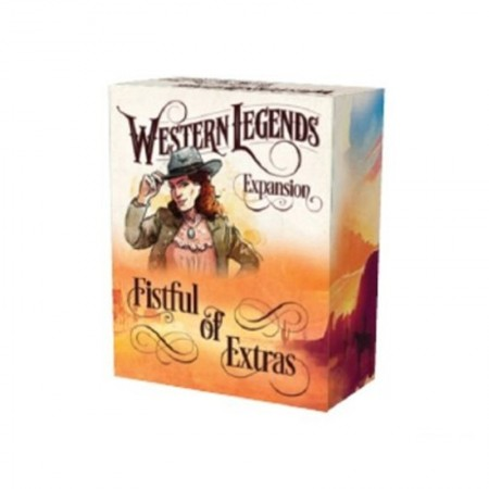 Western Legends Fistful of Extras - Box