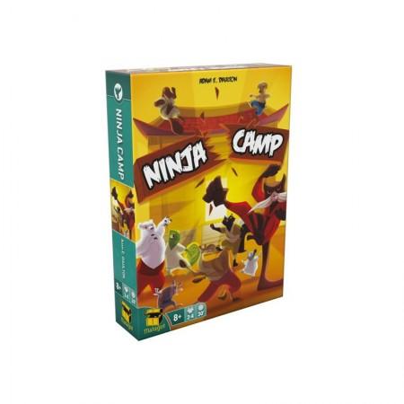 Ninja Camp - Box
