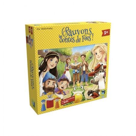 Sauvons Les Contes de Fées ! - Box