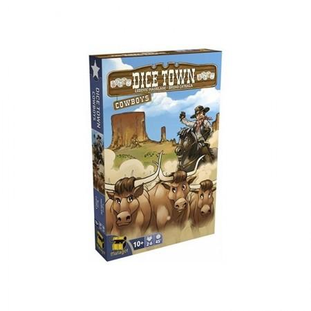 Dice Town - Cowboy - Box