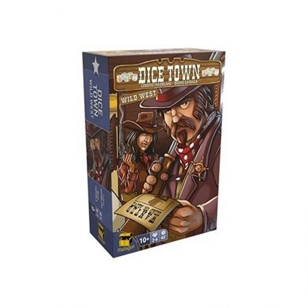 Dice Town - Wild West - Box