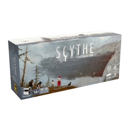 Scythe - Stratèges des Cieux - Box