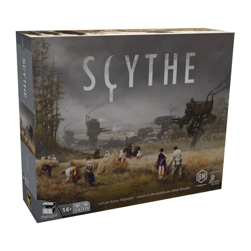 Scythe - Box