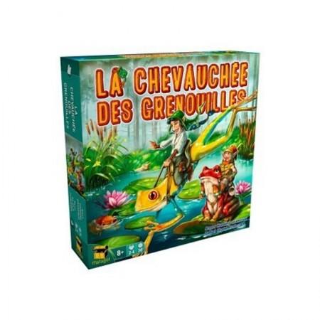 La Chevauchée des Grenouilles - Box