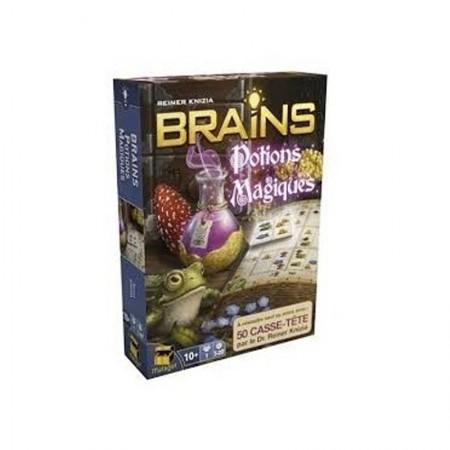 BRAINS Potions Magiques - Box