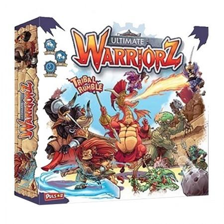 Ultimate Warriorz - Box