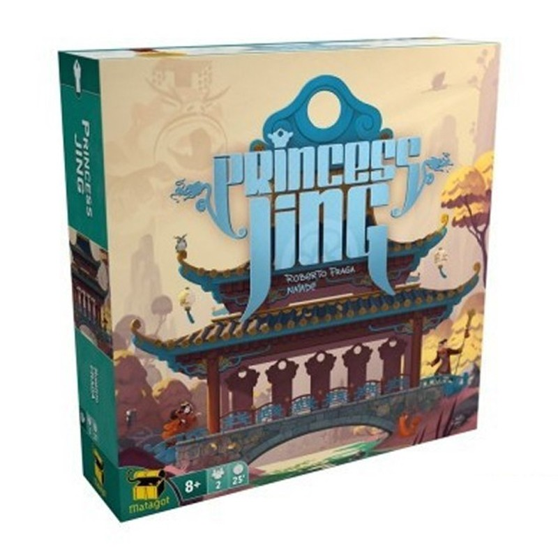 Princess Jing - Box