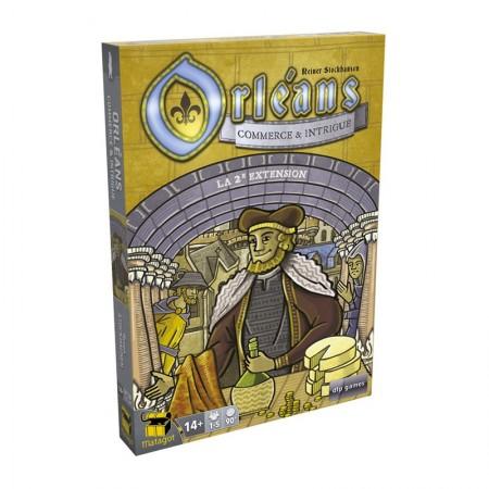 Orléans Commerce et Intrigue - Box